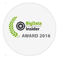 Big Data Insider Award 2016