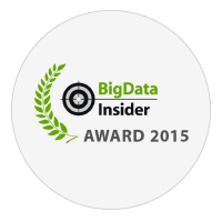 Big Data Insider Award 2015