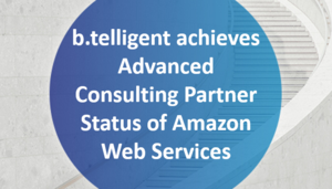Advanced Consulting Partner Status for b.telligent