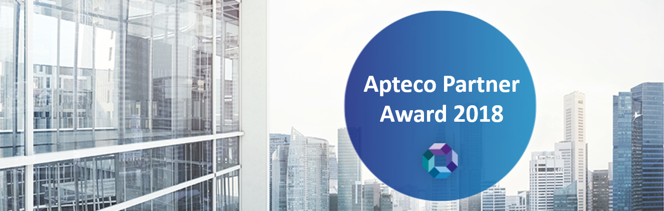 Apteco Partner Award 2018