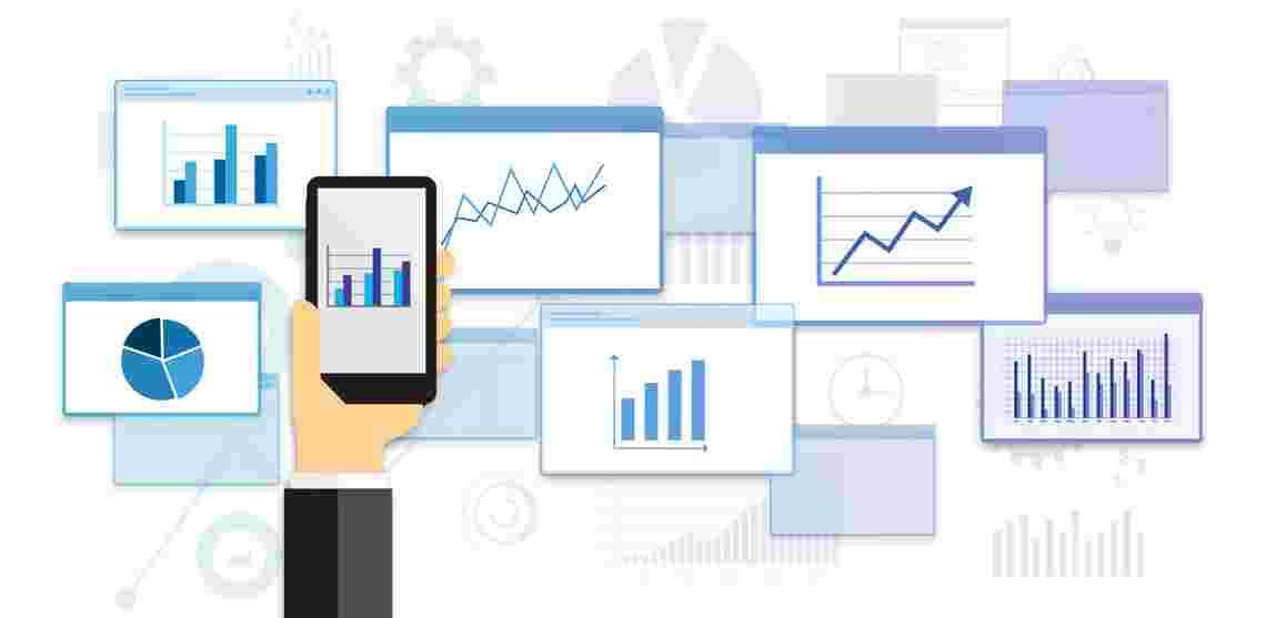 Visual Analytics Mobile BI